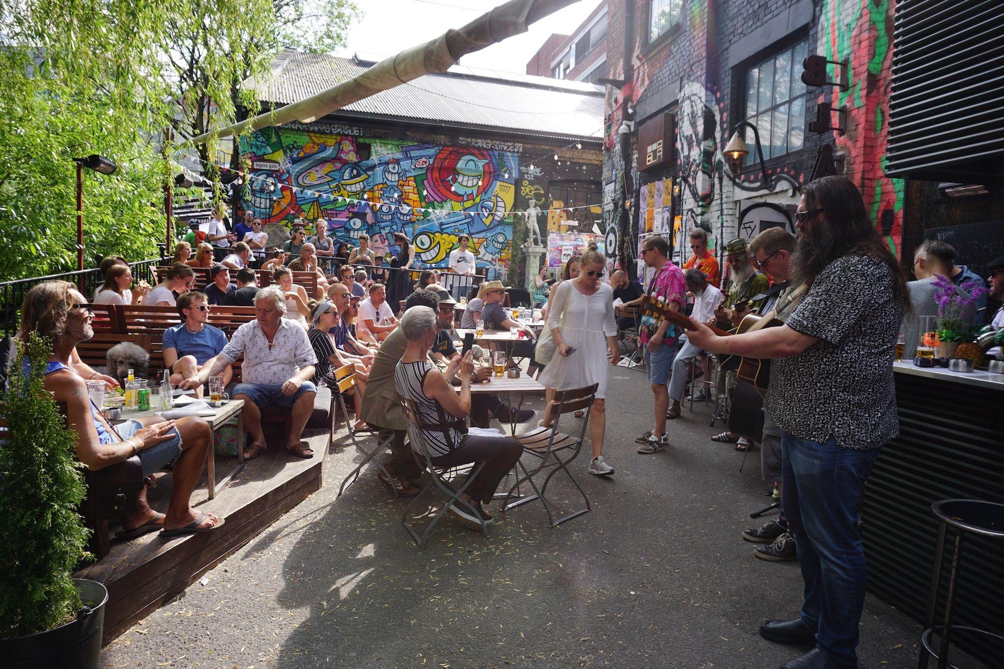 Free Jazz and Sunday Market at Oslo's Blå | Oslo, Free jazz, Night ...