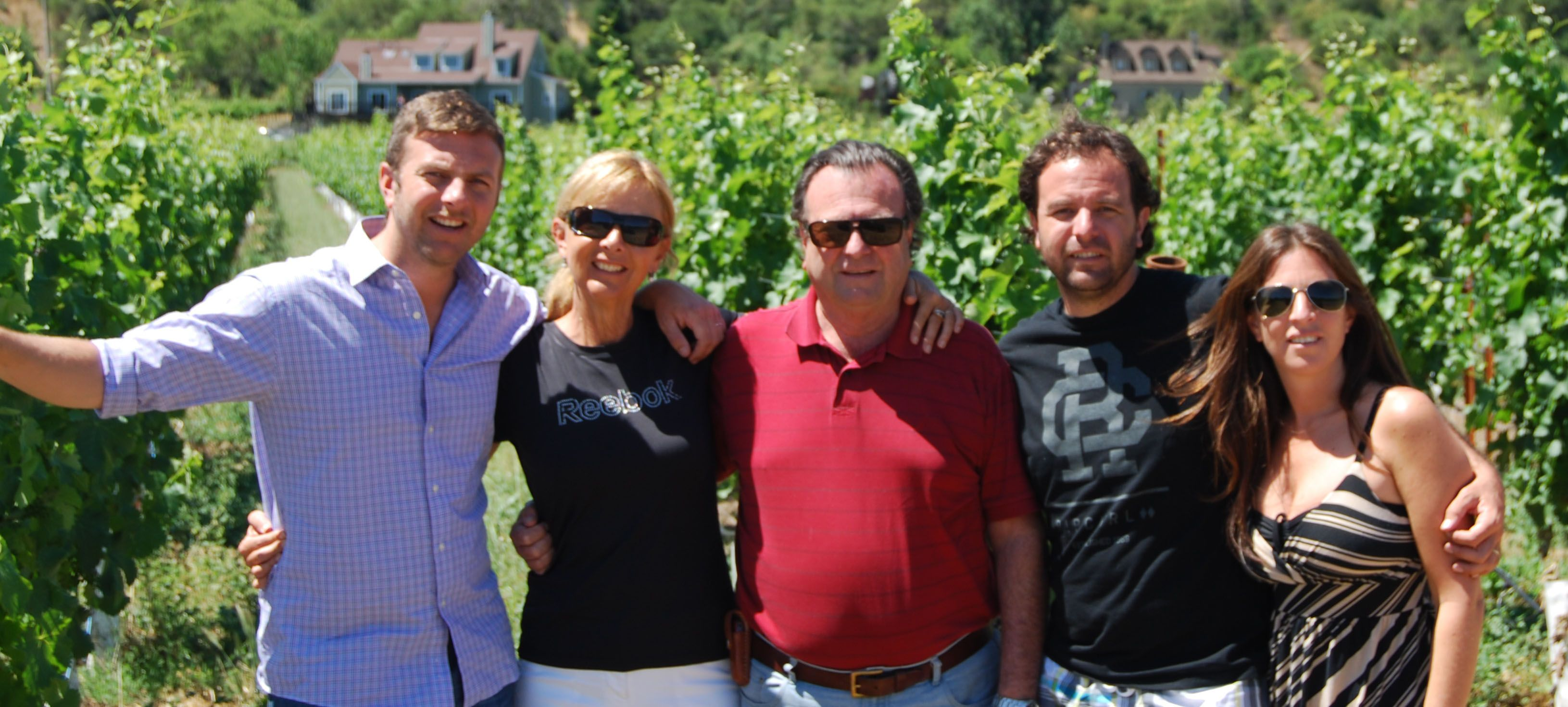 Viamonte Winery Family And Wines Mendoza Argentina Bodegas