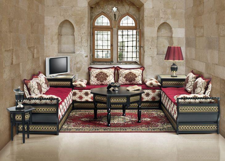 Decoration Marocaine En Ligne.Acheter Un Salon Marocain Sur Mesure En Ligne Plafond