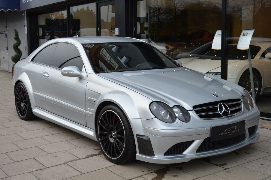 Mercedes Benz Clk 63 Amg Black Series 2dr With Images Mercedes