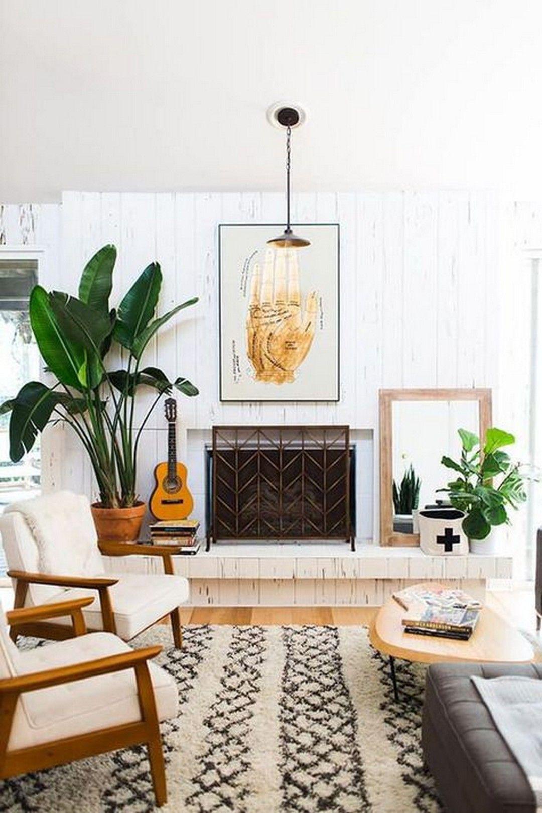 20 Captivating Mid Century Modern Living Room Design Ideas | Mid ...