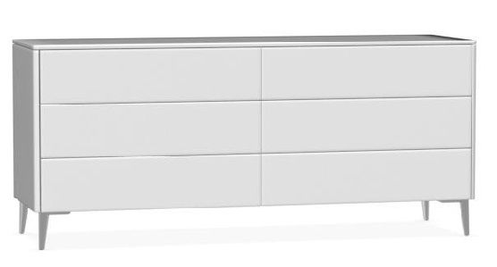 Calligaris Boston 6/D Dresser CS/6046 H | Ambiente Modern Furniture