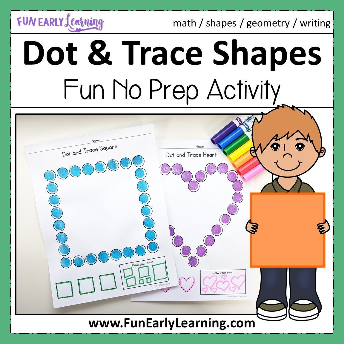 Dot And Trace Shapes