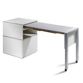 Schreibtisch Mit Ausziehbarer Platte