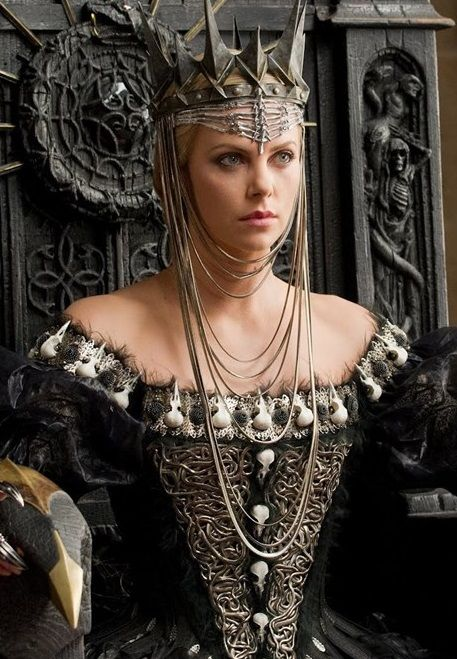 Colleen Atwood, Snow White and the Huntsman | Charlize theron, Colleen  atwood, Female villains