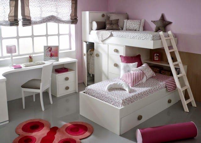 Dormitorios Infantiles Para Niños/niñas De 0,1,2,3,4