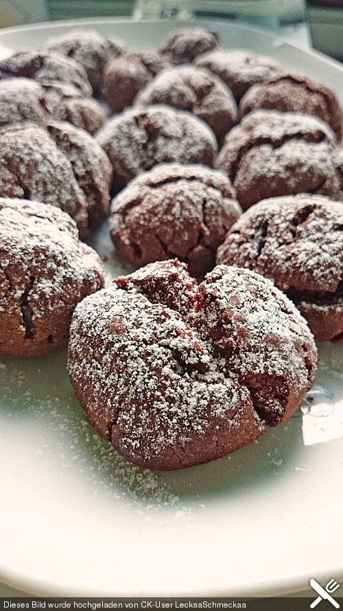 Superschnelle Nutella-Plätzchen #quickcookies