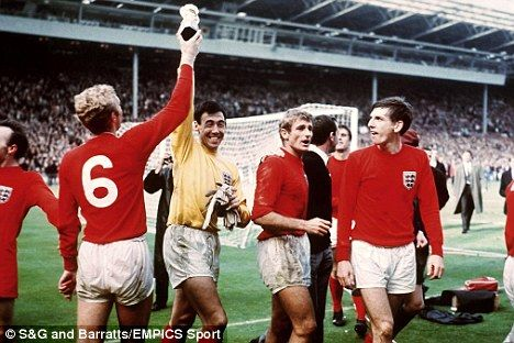 Bobby Moore 6 1966 World Cup 1966 World Cup Final Gordon Banks