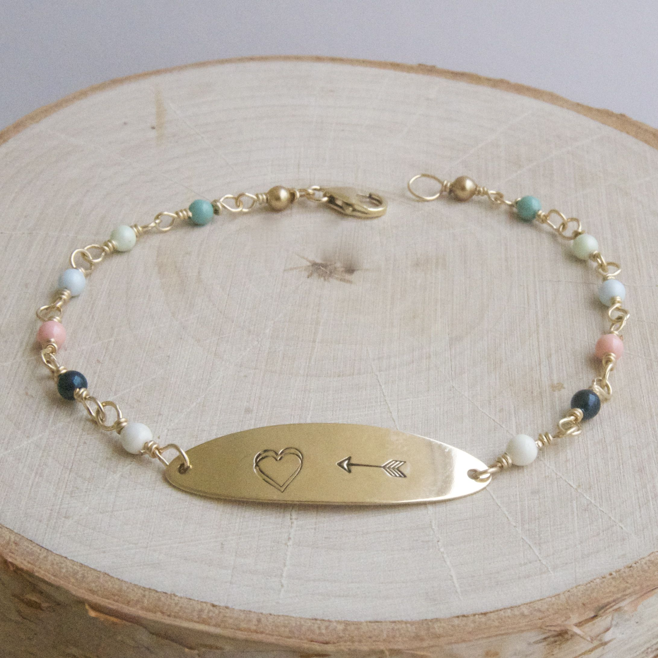 Chasing love bracelet from Bare and Me… Coming soon to www.bareandme.com