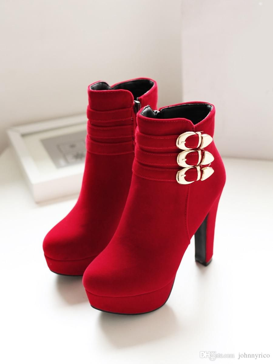 135d85b04ea Hot & Sexy Amazing Red High Heel Shoes For Girls | 1000 Designs Of ...