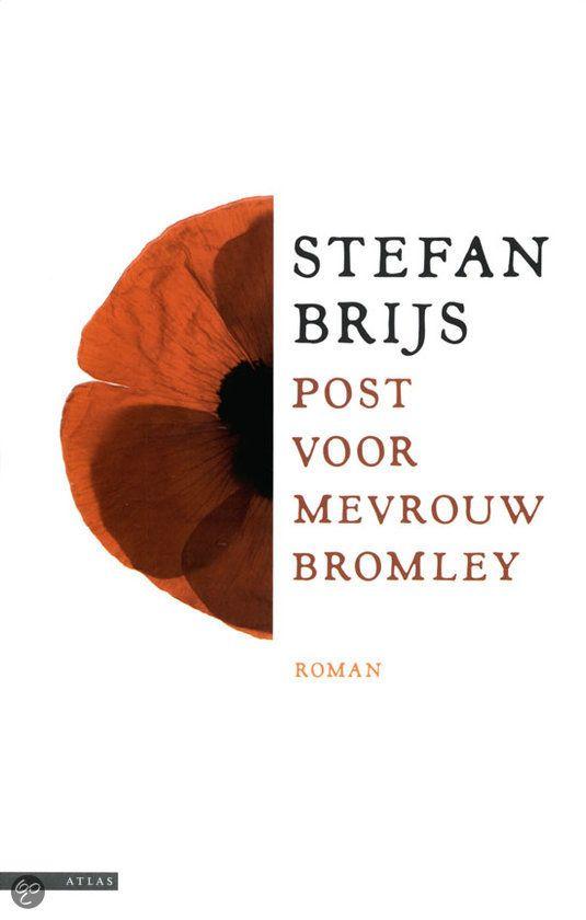 14. Gelezen april 2013: Post voor mevrouw Bromley van Stefan Brijs - eigenlijk lezen voordat je naar Ieper gaat - 4*