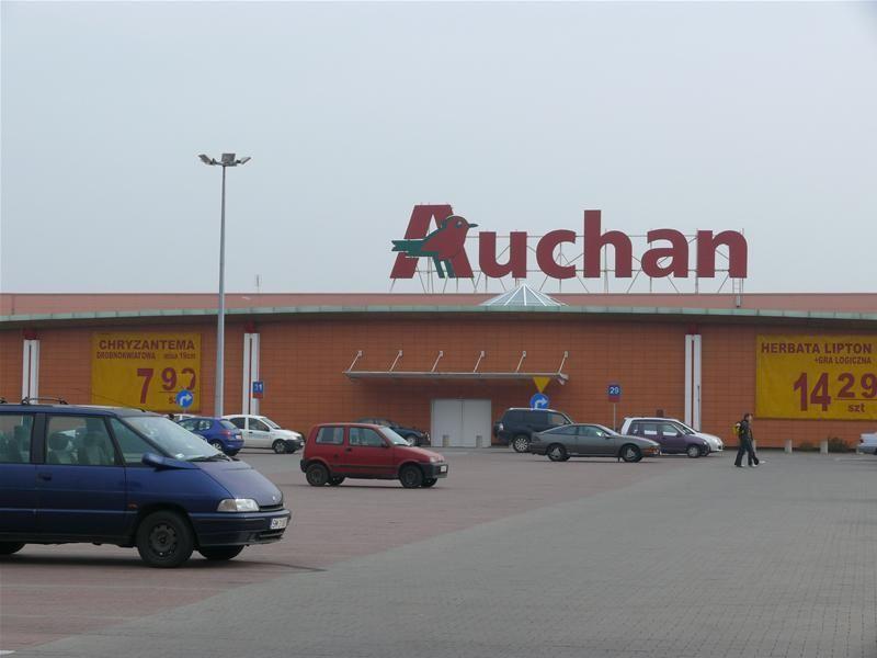 Auchan Mikolow W Mikołów Warto Przetestować Car I Vehicles