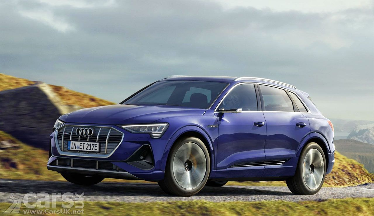 Audi etron 50 The 'CHEAP' electric Audi SUV goes on sale