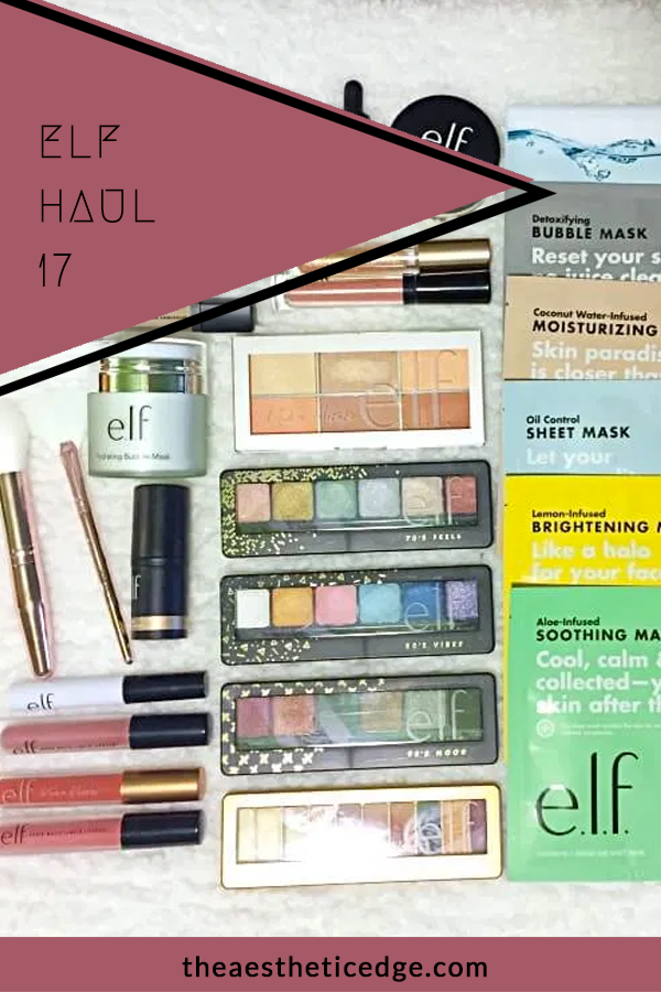 elf Haul 17 Reviews & Swatches in 2020 Elf cosmetics