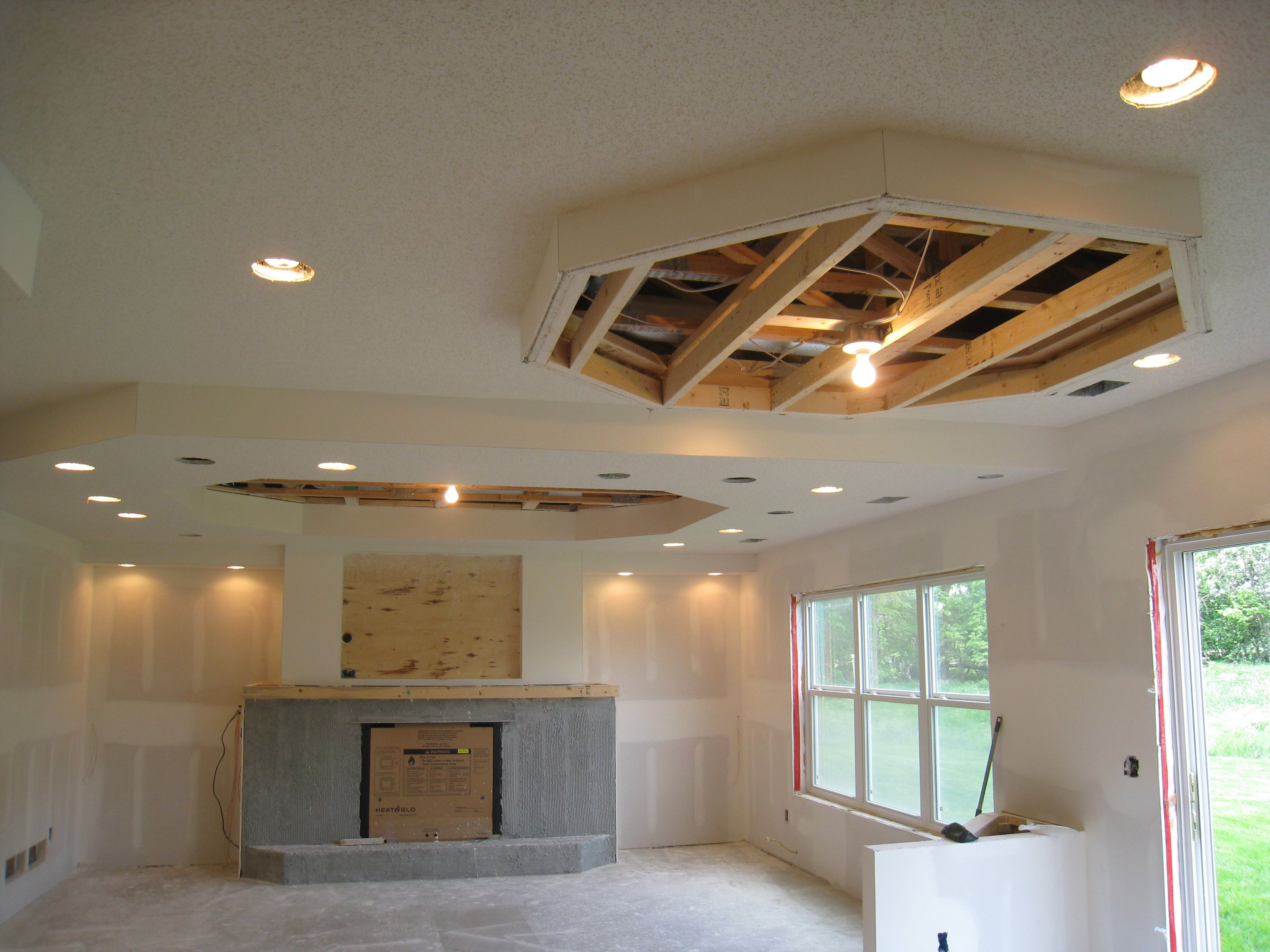 InteriorExterior Painting Drywall Repair Minneapolis MN - Drywall for basement