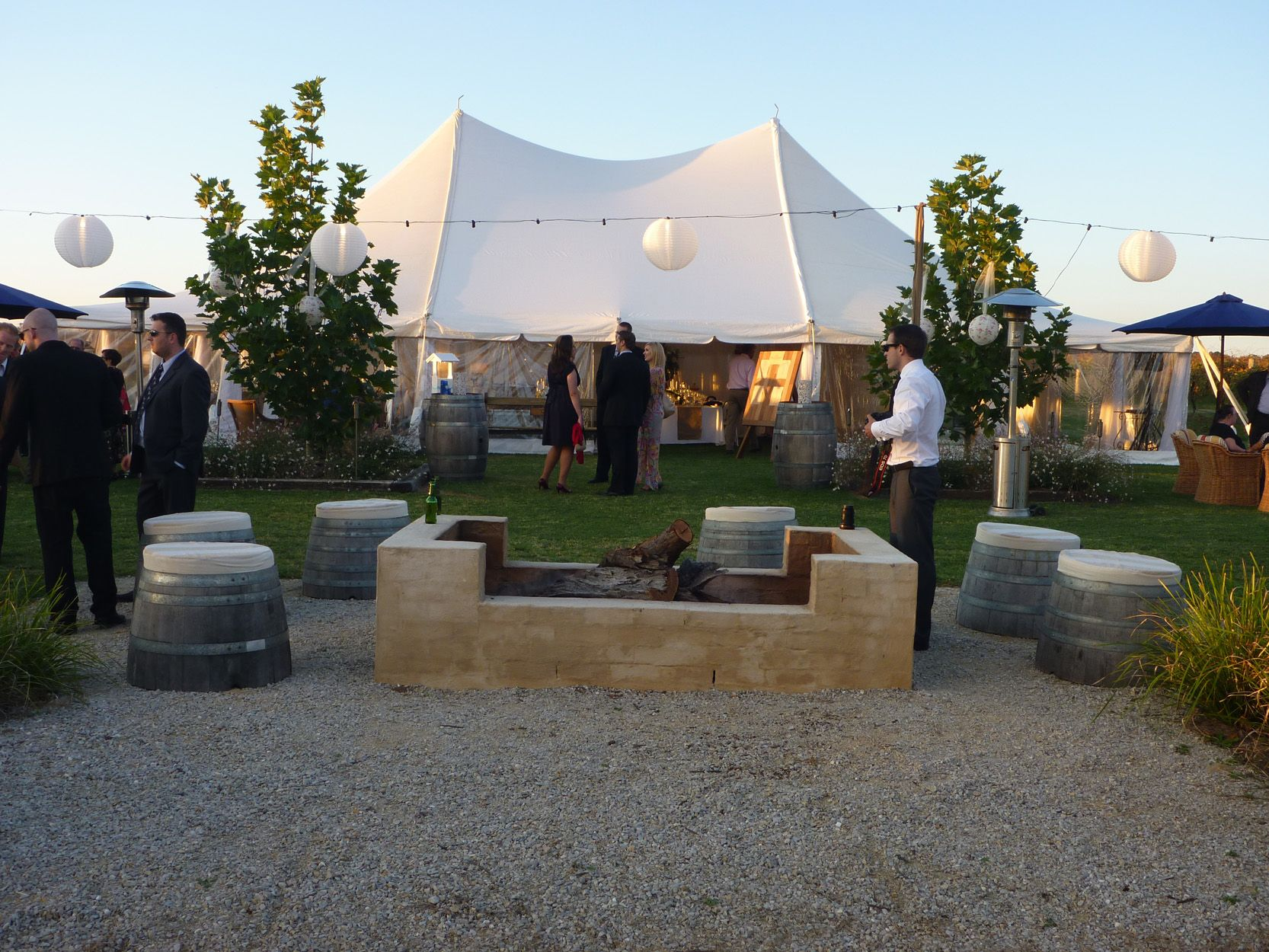 The Vinegrove Mudgee NSW Our Amazing Wedding VenueIts Relaxed