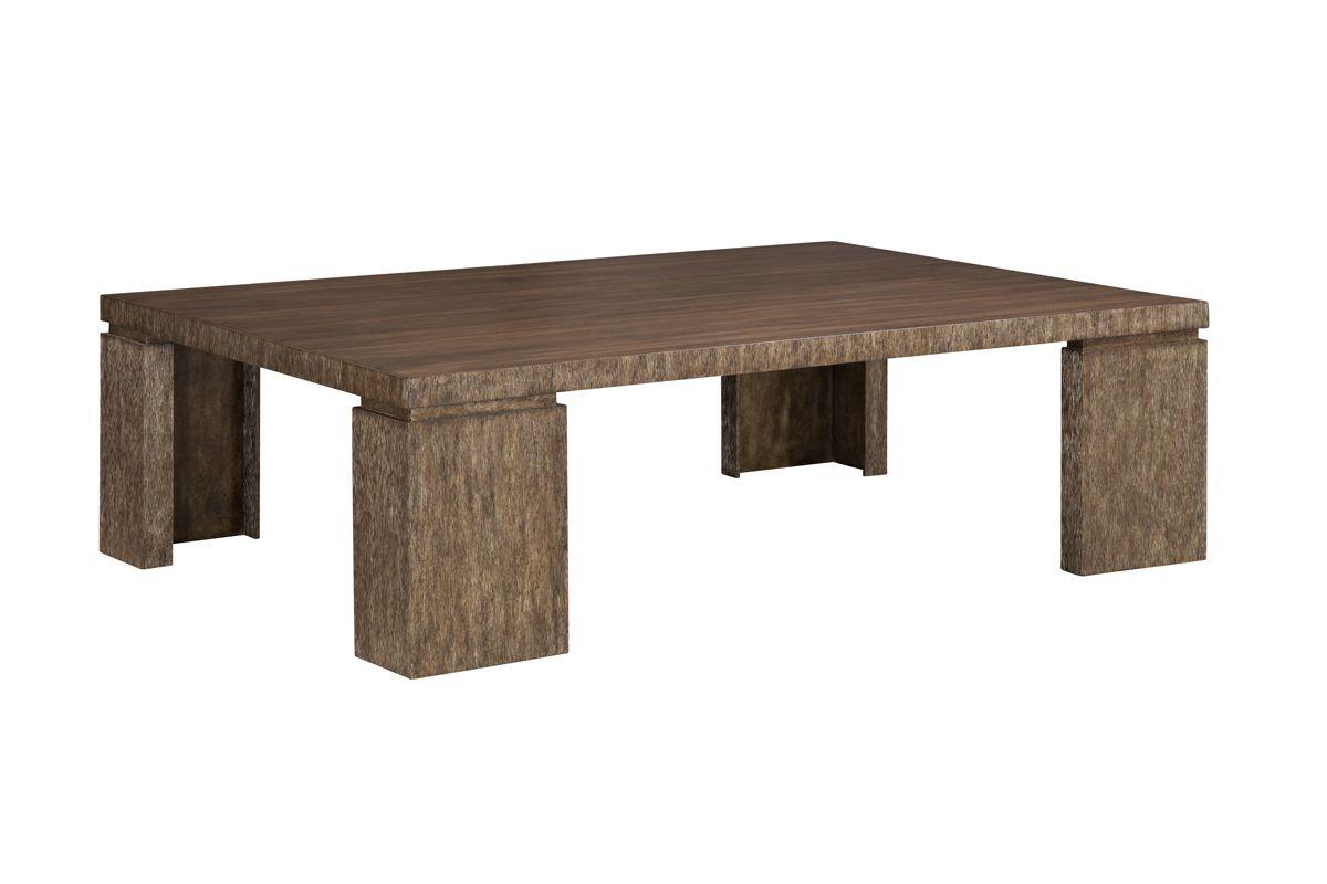 SANTOS COCKTAIL TABLE By Robert James Collection Cocktail Tables - Santos coffee table