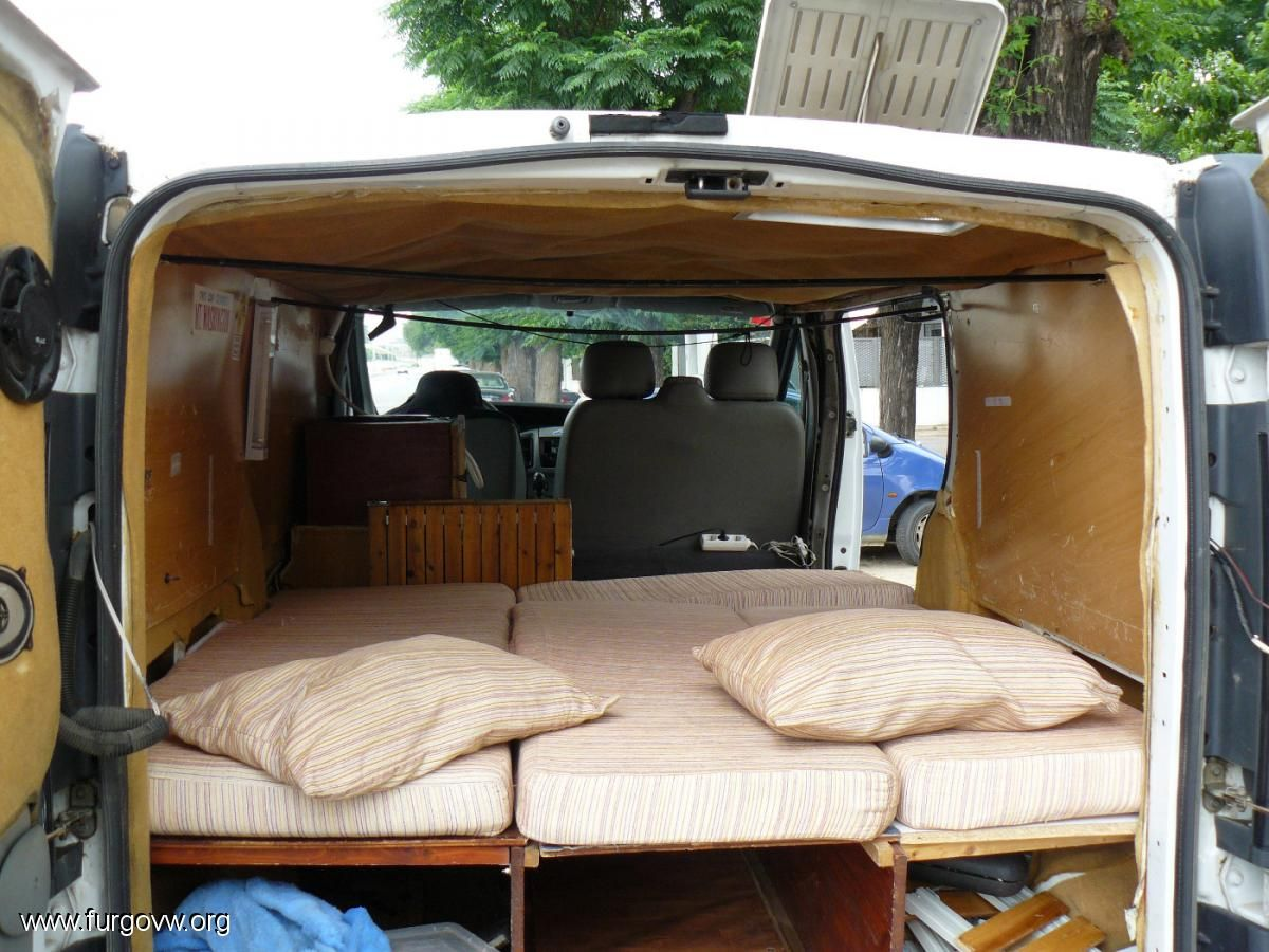 rustic 5600 opel vivaro camper 2005 100cv campervan. Black Bedroom Furniture Sets. Home Design Ideas
