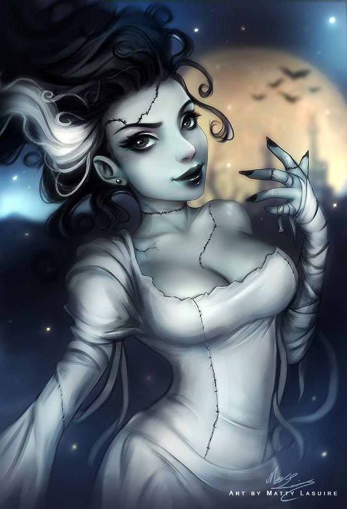 Bride of Frankenstein by PeculiarDork | Bride of ...