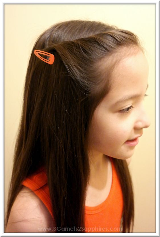 5 Easy Back,to,School StraightAStyle Hairstyles for Girls