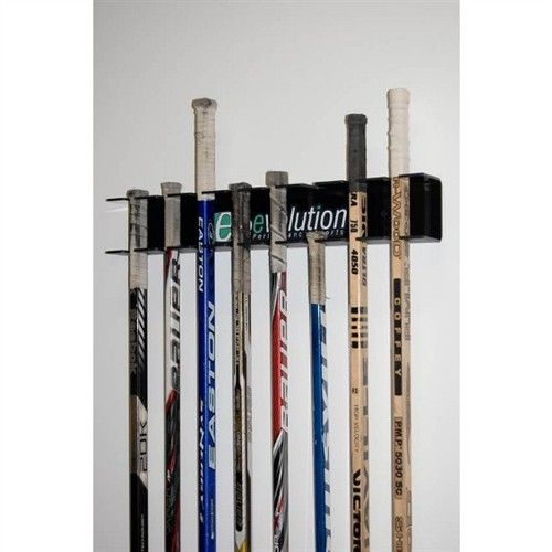 Hockey Stick Trifecta Rack: HS Evolution Stick Rack In 2019