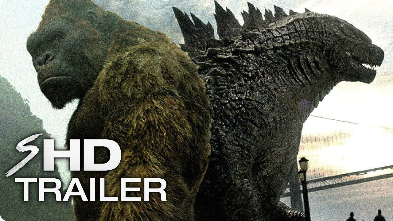 Godzilla vs kong 2020 official tease not the only king