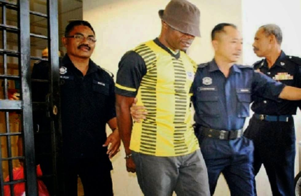 12 more Nigerians on death row in Indonesia