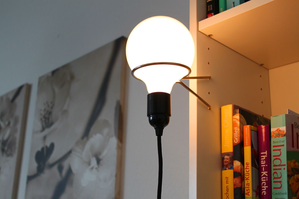 ikea lampe regal