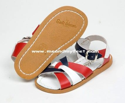 d51249b7c Womens Red White Blue Combo Saltwater Sandals Limited Edition  45.95  http   www.