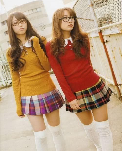 Hot Nerdy Girls  Asian Girls In Glasses In 2019  School -2091