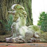 Found it at Wayfair - Animals Unicom Fantasy Statue