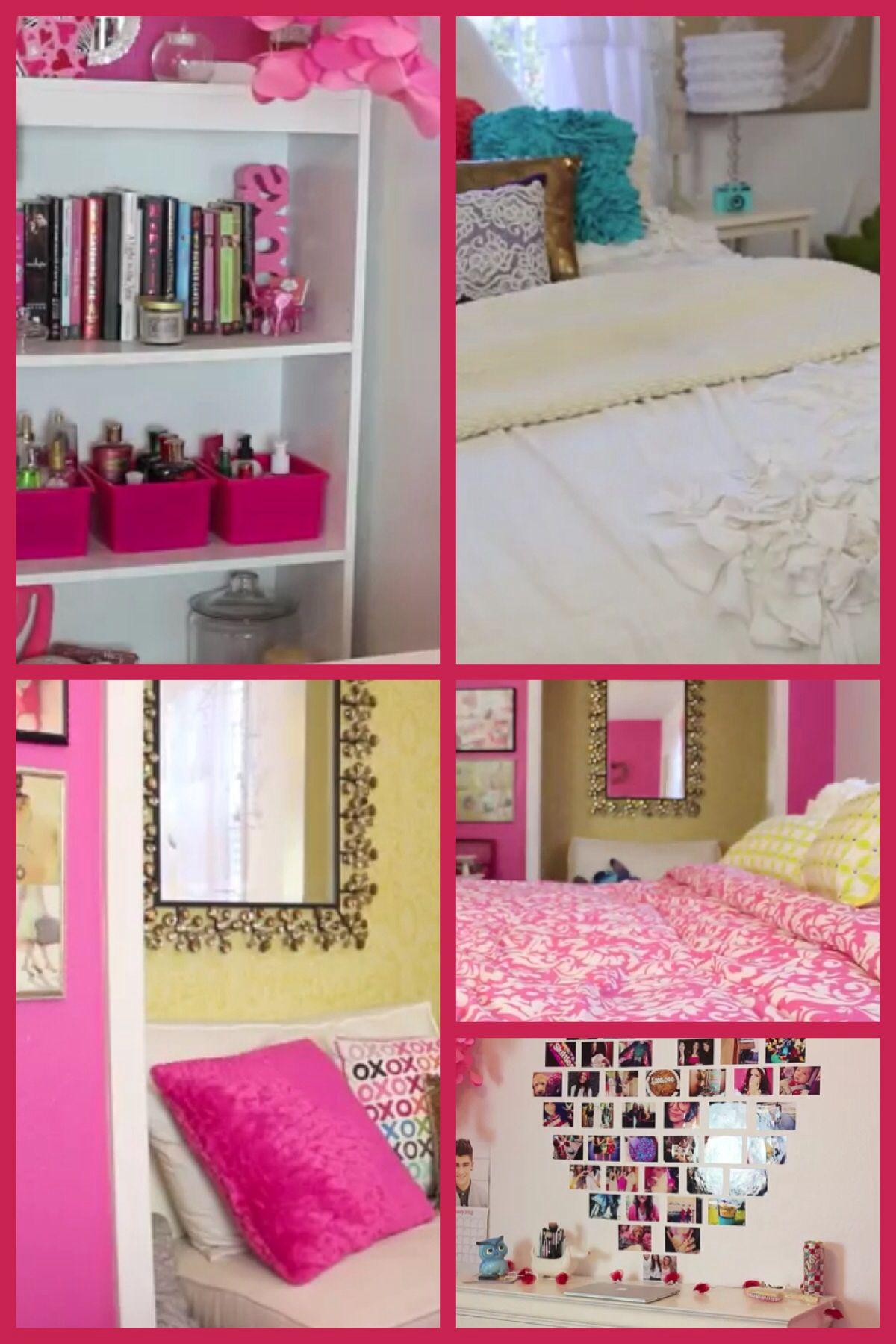 Bethany Mota\'s Room is Amazing | SUNNY ROOM INSPO | Pinterest