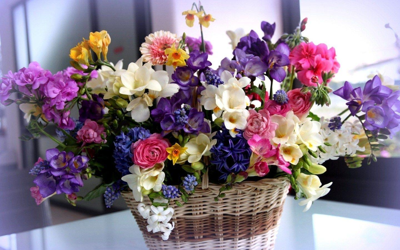 Beautiful Flowers Bouquet Images: FLOWERS BOUQUET HD WALLPAPER #19515 Wallpaper