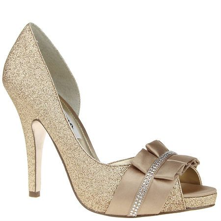 25 Off Gold Ivory Silver And Champagne Bridal Styles From Nina Shoes