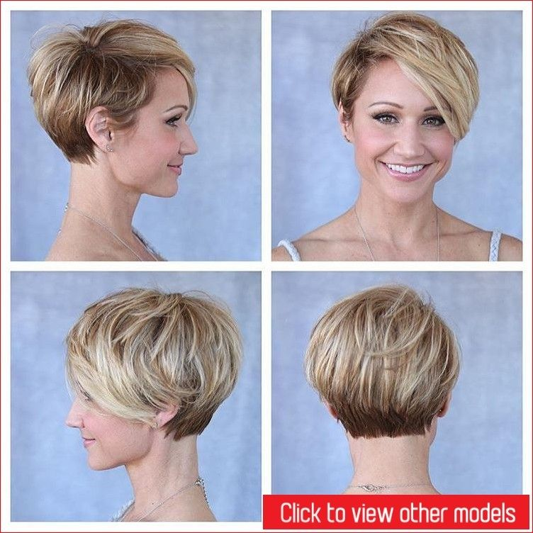 38+ Different types of short haircuts ideas