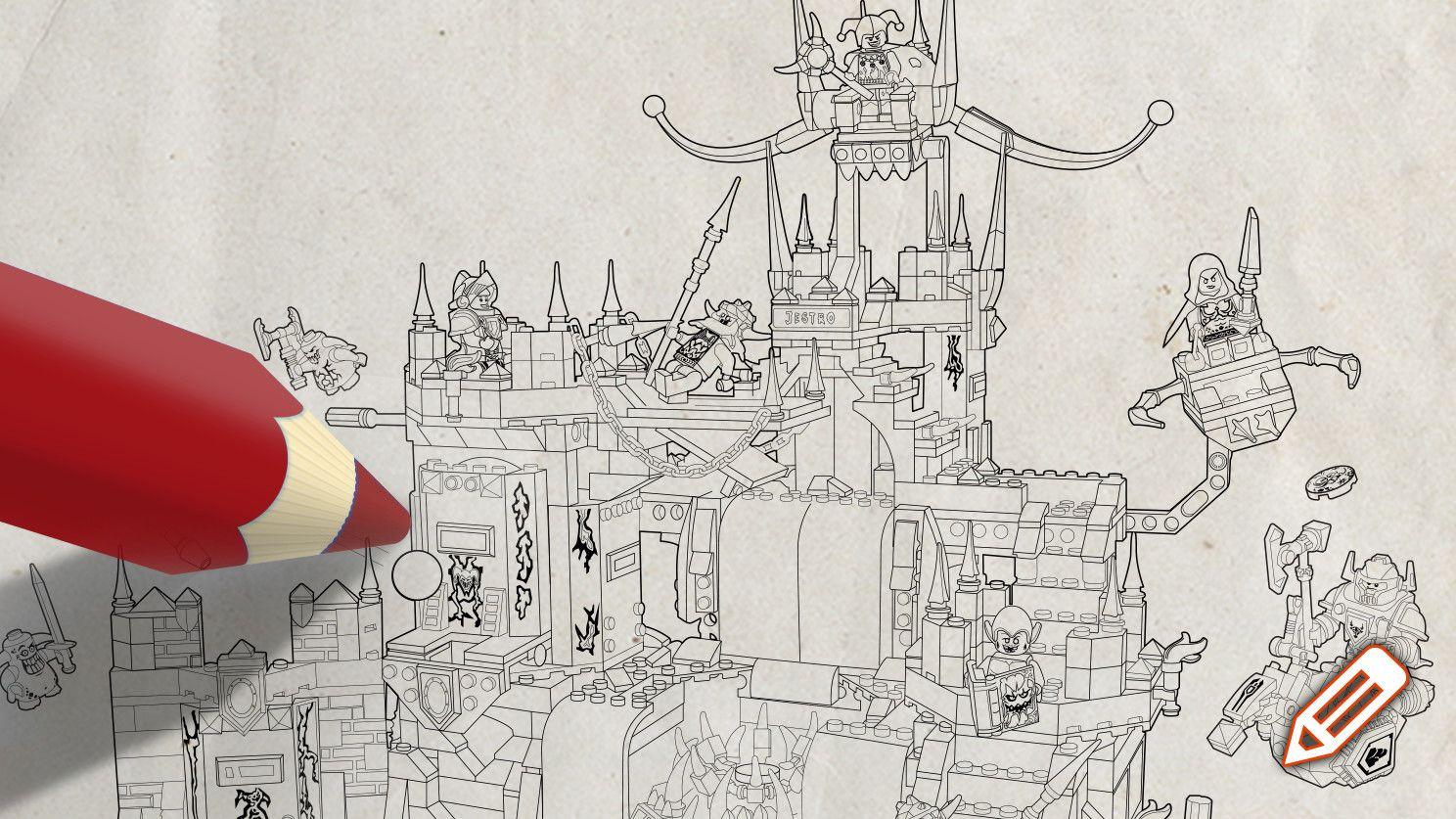 70323 Jestro Vulkani Buvohelye Lego Coloring Pages Ninjago Coloring Pages Coloring Pages Inspirational