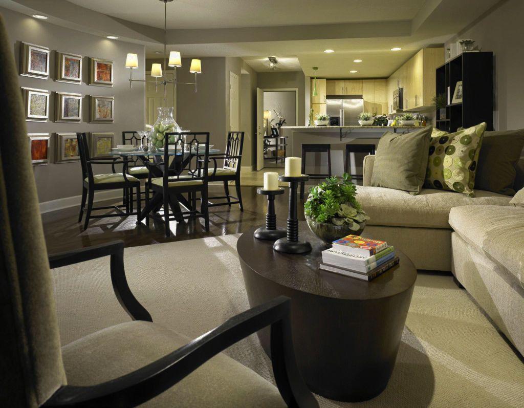 Living Room Decorating Ideas Small Spaces Pictures Apartemen Ruang Tamu Desain Ruang Makan Desain Ruangan Kecil