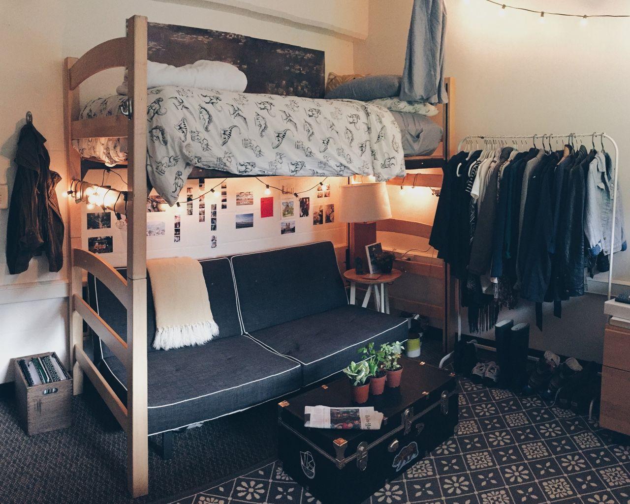 Fuck Yeah, Cool Dorm Rooms — Lewis & Clark College
