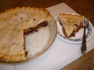 Mince Believe Pie Recipe