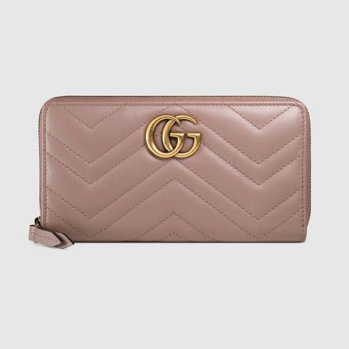d926dd30586 GUCCI Gg Marmont Zip Around Wallet.  gucci  bags  leather  wallet   accessories