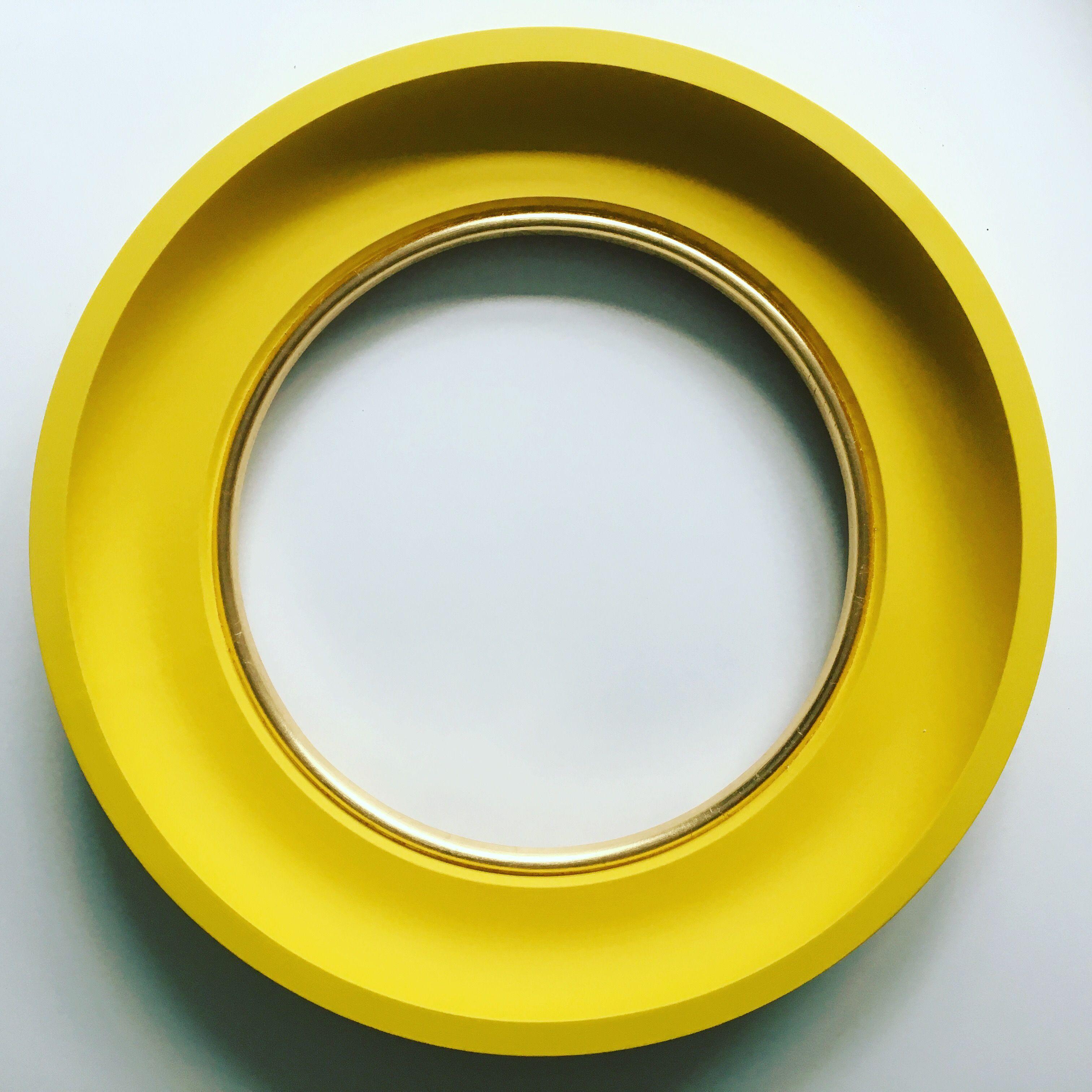 Small Cavetto Decorative Convex Mirror - Hand-Finished - Omelo ...