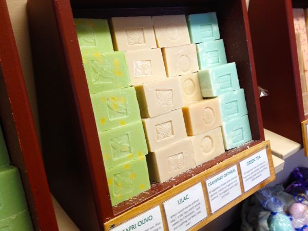 Logan Creek Soap Handcrafted In Door County Door County Handcraft Soap