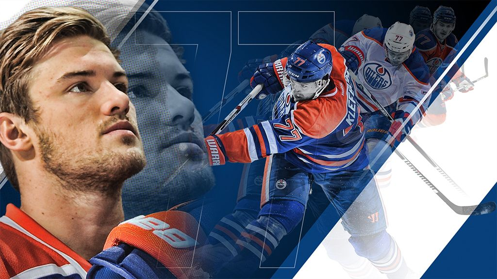 Edmonton Oilers Defence Is Solidifying And Blueliner Oscar Klefbom Is Part Of The Reason Edmonton Oilers Oilers Edmonton Oilers Hockey