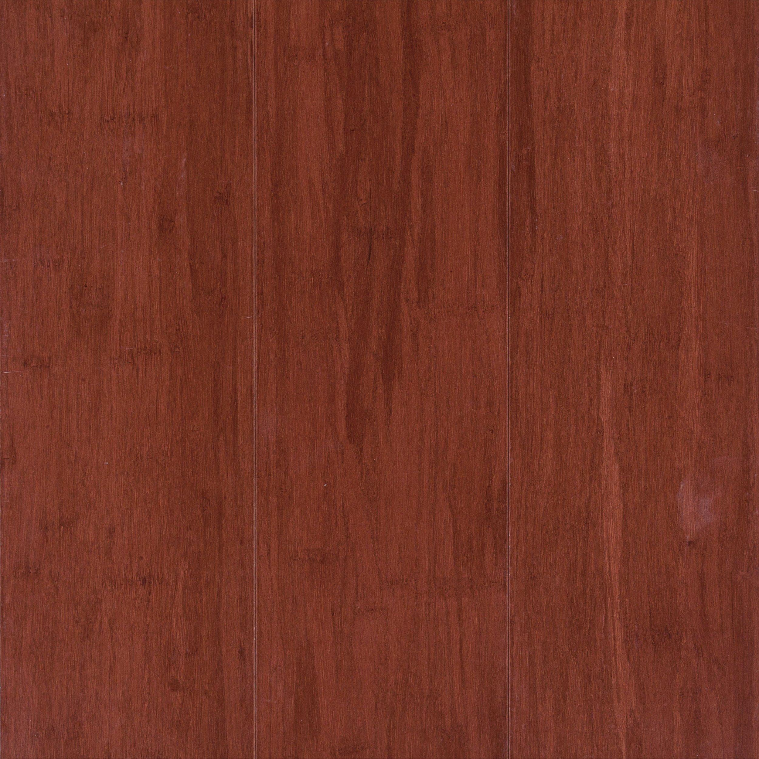 Cherry Locking Solid Stranded Bamboo Hardwood Engineered Hardwood Flooring Flooring