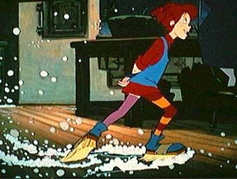 an example of pippi floor scrubbers