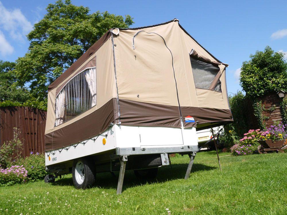 ebay 2 berth trailer tent