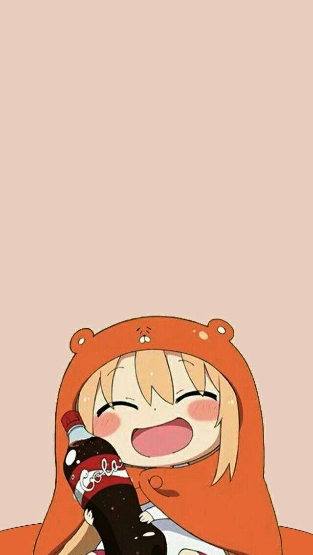 Pin by Pon on Iphone の壁紙 | Himouto umaru chan, Anime ...