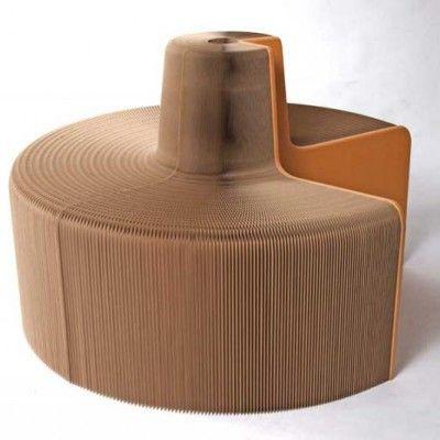 Naturmöbel das ausziehbare papiersofa innovative naturmöbel