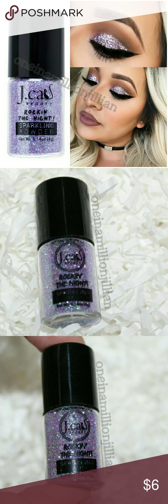 RESTOCKED! Iris Indigo Loose Glitter It cosmetics