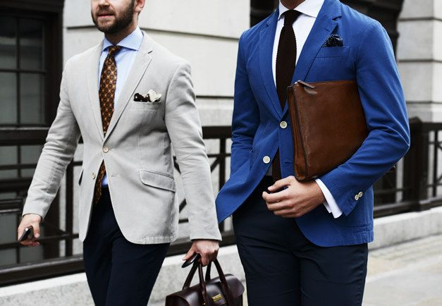 Street Style: Tommy Ton Shoots London Collections: Men | GQ